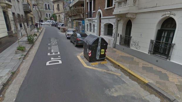 Encontraron a una beba recién nacida en un contenedor de basura — Palermo