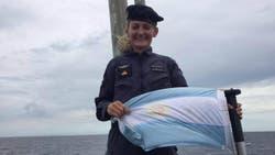 Eliana Krawczyk, la primera submarinista mujer en la Argentina y América latina.
