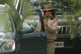 Mientras Cristina Kirchner permanecía ayer en su casa de El Calafate sin hacer declaraciones públicas, el jefe de Gabinete fue el encargado de reiterar las críticas del Gobierno contra los EE.UU.