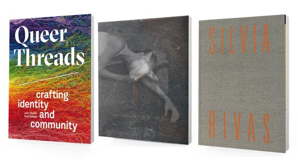 Los libros que se presentan en Buenos Aires en estos días, dedicados a la obra de varios artistas