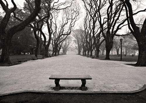 Buenos Aires fotografiada por Gerardo Korn