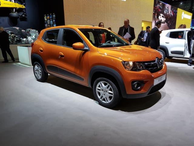 El Renault Kwid