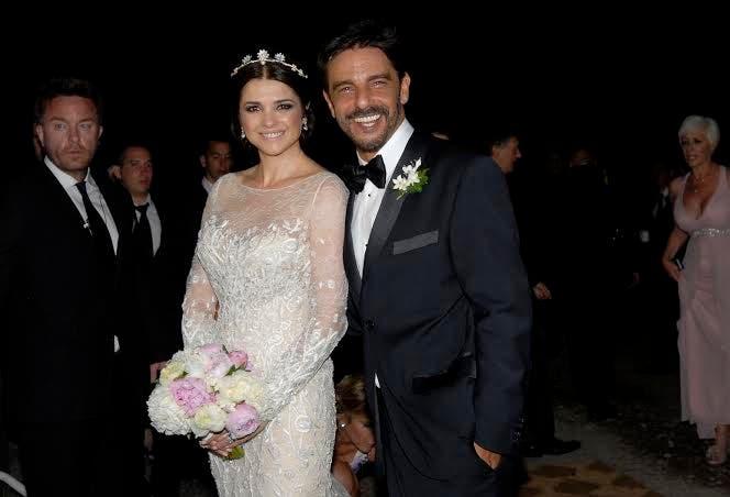 Una noche especial para Araceli y Fabián. Foto: LA NACION / Gerardo Viercovich