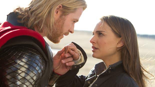 Natalie Portman no se mostró cómoda en el universo Marvel