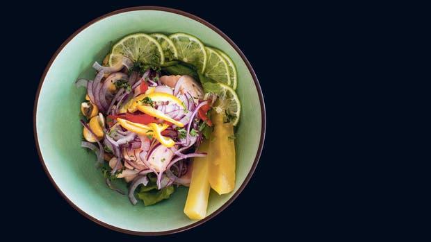 La cocina peruana, una de las primeras en fusionarse con la japonesa y ser un gran exponente del concepto fusión