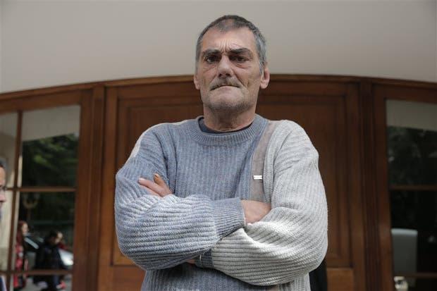 Hugo tiene el alta médica hace ocho años y sigue internado en el Hospital Neuropsiquiátrico Colonia Domingo Cabred