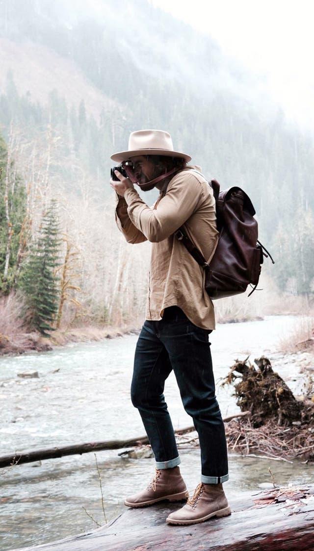 Todas las aventuras de Nathan pueden seguirse desde sus redes sociales.