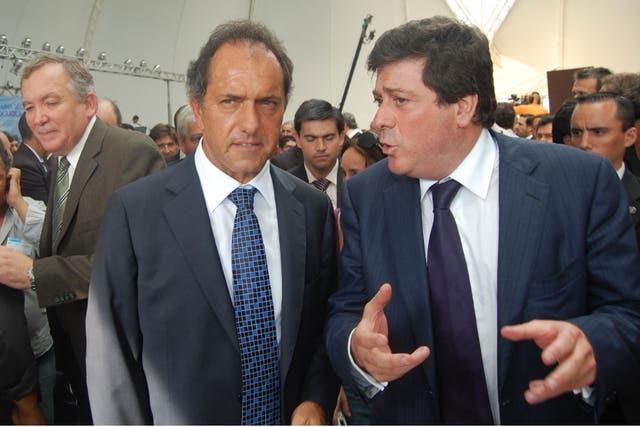Mariotto elogió al gobernador bonaerense por quedarse dentro del Frente para la Victoria