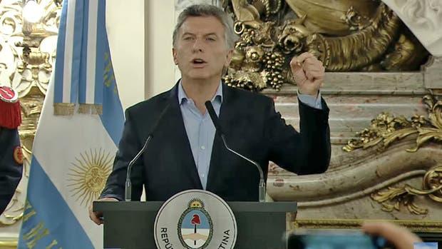 El gobierno de Mauricio Macri pedirá a la justicia electoral que cualquier ciudadano pueda fiscalizar cualquier provincia