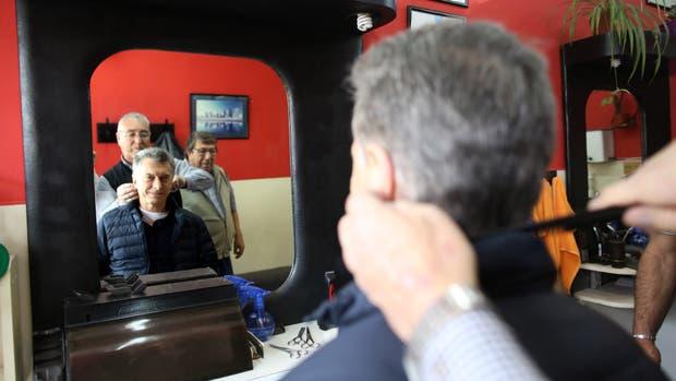 Mauricio Macri encabezó el último timbreo antes del cierre de campaña — ARGENTINA