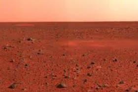El planeta rojo podría haber albergado vida mucho antes que la que se originó en la Tierra