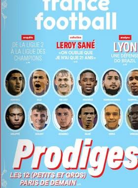 12 jugadores que dominarán el fútbol mundial