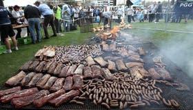 Carne a la parrilla, parte de la cultura argentina