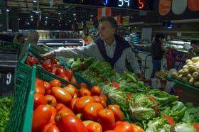 """""""Quería hacerlo personalmente porque el supermercado es el lugar donde millones de argentinos le toman el pulso a la economía real"""", indicó el jefe de Gobierno porteño"""