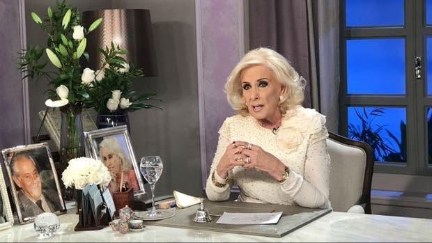 La ¿ex? de Scioli, Gisela Berger, dejó plantada a Mirtha Legrand
