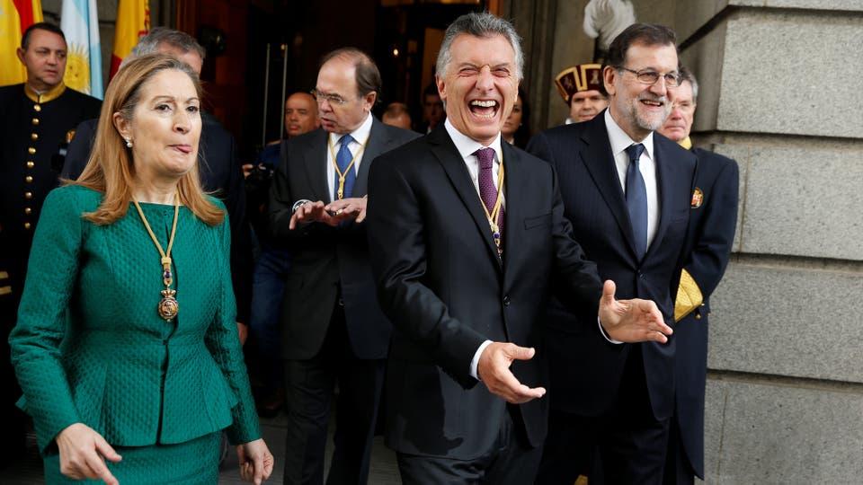 La broma imbécil de Macri