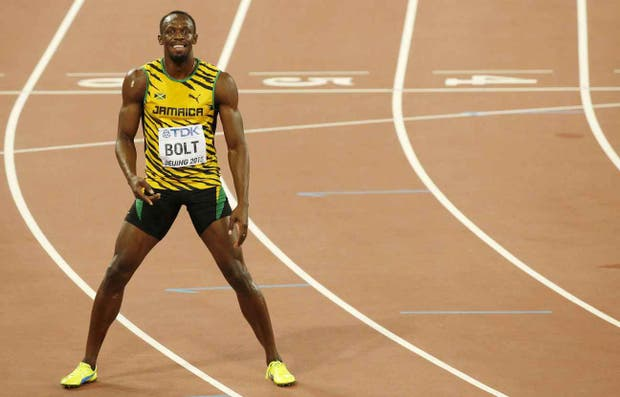 Usain Bolt se despide en Londres