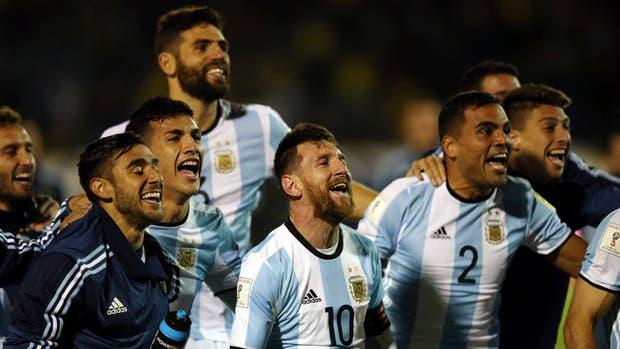 La Argentina, uno de los ocho cabezas de serie de Rusia 2018