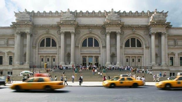 El podio lo lidera el Metropolitano de Arte que se encuentra en Nueva York