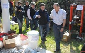 El 5 de septiembre los investigadores de la Policía Federal irrumpieron en la casa de los Zacarías