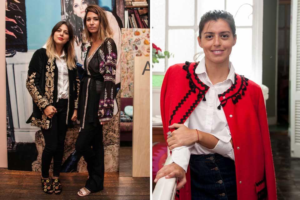 Las blogueras de moda, Maru Gandara, Coty Crotto y Marou Rivero a full con las tendencias Boho Chic que se verán esta temporada; ¿Qué opinás de sus looks?. Foto: OHLALÁ!