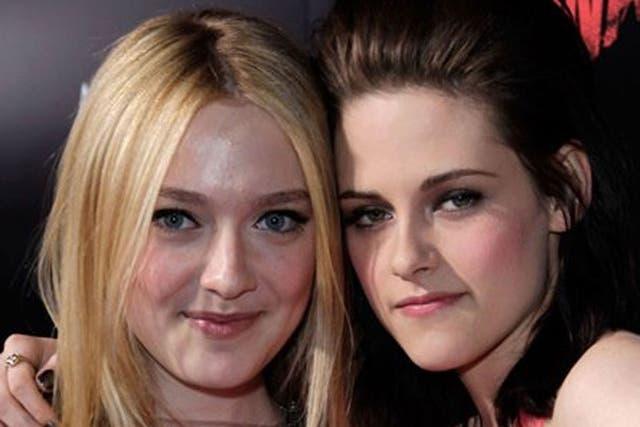Dakota Fanning y Kristen Stewart son amigas desde hace muchos años