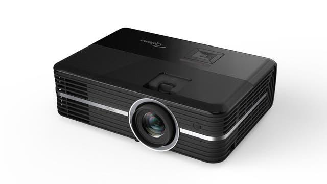 Optoma, un proyector 4K compatible con Alexa