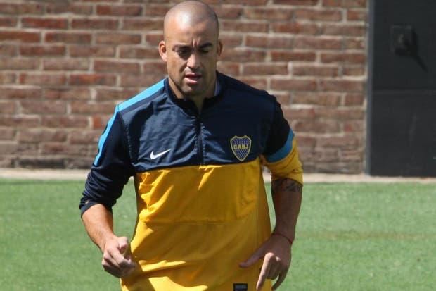 Silva no jugó la Copa Argentina y no fue convocado para la Copa Libertadores