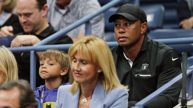 Tiger Woods . Foto: AFP