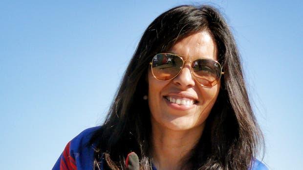 Dalila Hidalgo es campeona argentina de motrocross y obtuvo la octava posición en las Winter Olympics de Estados Unidos