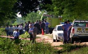 El cuerpo de Tatiana fue hallado a la vera de un camino a tres kilómetros de Resistencia