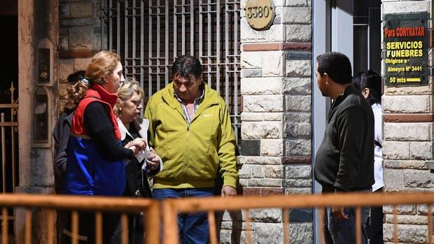 Velan desde anoche y hasta el mediodía los restos de Araceli Fulles; el principal acusado, Darío Badaracco, fue detenido anoche