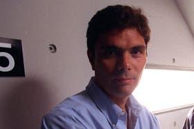 Una imagen de cuando Alejandro Borensztein creó junto a su hermano Sebastián una productora de TV, allá por el año 2000