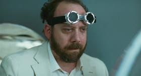 Paul Giamatti como el actor que pone su alma en el freezer