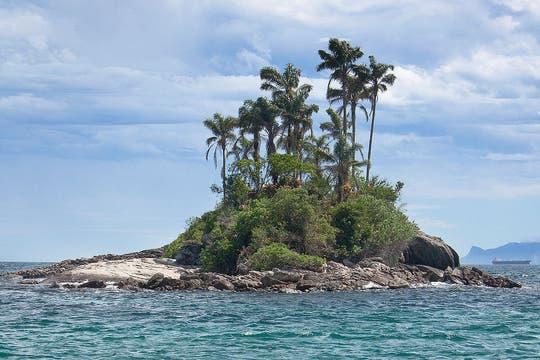 En las islas islas de Angra no está permitida la presencia de más de 360 personas por día. Foto: Martín Mangudo - Banco de Imágenes Embajada del Brasil en Buenos Aires