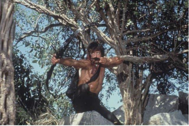 Rambo sobrevivió gracias a un focus group enojado con el trágico final original