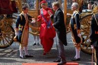 Los reyes Guillermo y Máxima de Holanda presidieron el Día del Príncipe