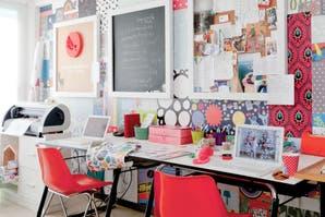Escritorios con estilo para un rincón de trabajo en casa