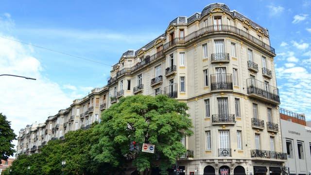 Avenida Caseros y Bolívar. Foto: Martín Hernández