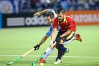 Los Leones igualaron con España en el primer amistoso en el camino a los Juegos