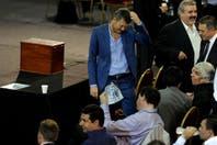 Hugo Moyano-Marcelo Tinelli: ¿un mano a mano por la presidencia de la AFA?