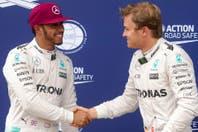 Lewis Hamilton ratificó su envión y se quedó con la pole en Montreal