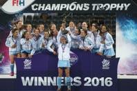 Las Leonas, para siempre: ganaron su primer Champions Trophy sin Luciana Aymar