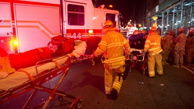 Qué se sabe hasta ahora de la explosión en Nueva York