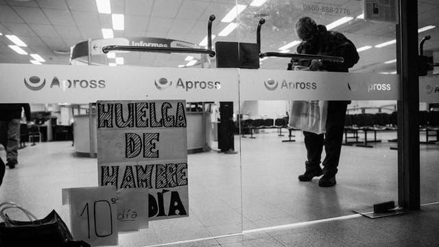 Un médico, en huelga de hambre en Córdoba