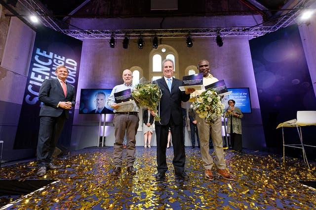 El doctor Ernesto Calvo, de la UBA y el Conicet, se consagra ganador del Bright Minds Challenge
