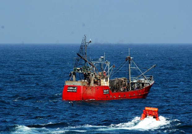La pesca está esquilmando los mares