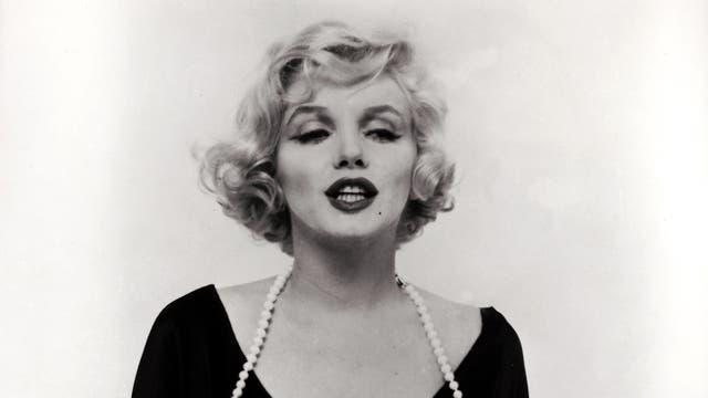 Marilyn Monroe, la malquerida