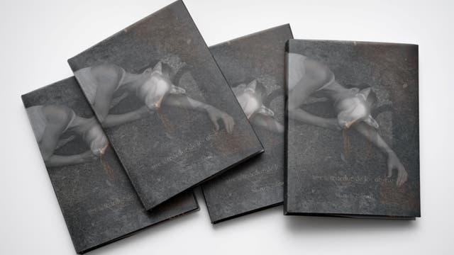 El libro dedicado a la obra de Marcela Cabutti