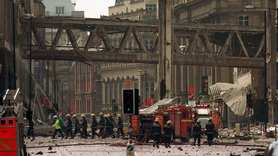 Tres detenidos por el atentado en Manchester